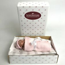 The Ashton Drake Galleries Handful of Love Baby Doll & Certificate in Box 298002