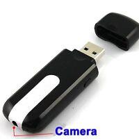 16GB VERSTECKTE HD KAMERA SPYCAM USB STICK SPY MINI SPION BEWEGUNGSMELDER A31