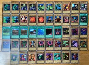 Yu-Gi-Oh TCG LOB Legend of Blue Eyes White Dragon Common Lot Yami Umi Mountain