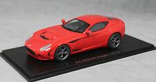 Neo Models AC 378 GT Zagato in Red 2012 47005 1/43 NEW