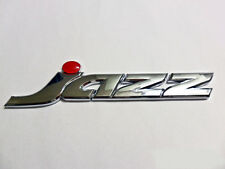 Honda Chrome Jazz Emblem (Red Dot) logo badge Sticker decal JDM New 3D