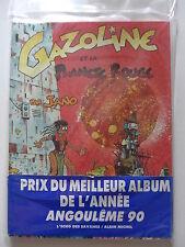 Jano - Gazoline et la planète rouge   / EO 1989