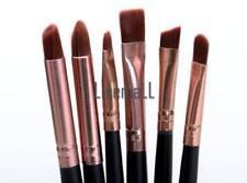 Makeup Brush Set Blend eye shadow blush Brush 6pcs Brand New