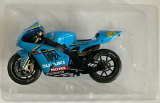 John Hopkins Hand Signed Rizla Suzuki 1:12 Diecast Model - MotoGP.
