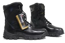 "New Rocky Men's 8"" Alpha Force Waterproof Tactical Boot Style RKYD011 Size 10 W"