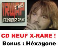 RENAUD chanté par IRWAP ♦ RARE CD NEUF ♦ Laisse béton, Manu, Mistral gagnant