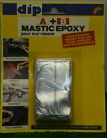 COLLE MASTIC EPOXY ADHESIVE POUR TOUT REPARER SOUDER FIXER