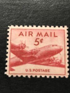 US Scott # C33 DC-4 Skymaster (1947)  5¢ MNH ****FREE SHIP****