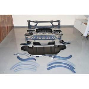 Porsche Cayenne Turbo 2011-2014 Style Body Kit