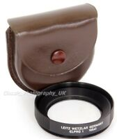 LEITZ 16541 Elpro 1 Summicron E55 + 43.5mm Summicron 2/50 fit Close-Up Lens 55mm