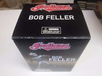 Bob Feller Clevelnad Indians Bronze Figure Statue New In Box 091217jh