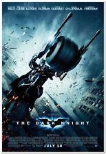 DARK KNIGHT -2008- BATPOD Style - original rolled mini movie poster - 11.5 x 17