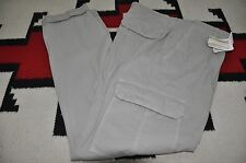 Brunello Cucinelli Made in Italy 100% Cotton Khaki Chino Cargo Pants 56 US 40