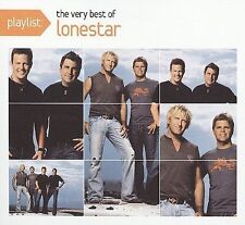 Playlist: The Very Best of Lonestar (Eco-Friendly Packaging); 2008 CD, Country M