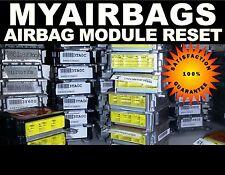 ALL SUBARU SRS AIRBAG COMPUTER CONTROL COMPUTER ECU RCM SDM ACM MODULE RESET