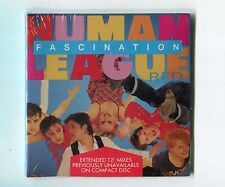Human League SEALED (!) 3-INCH-cd-maxi FASCINATION © 1988 Extended Mix + Dub +1