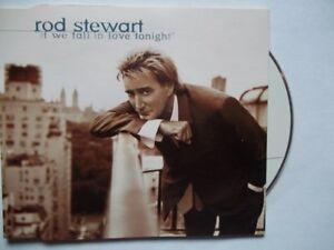 Stewart Rod-If We Fall in Love Tonight CD Single  New