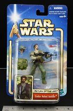 Hasbro Star Wars Attack Of The Clones Endor Rebel Soldier Action Figure