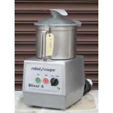 Robot Coupe Blixer-6 Food Processor, Used Great Condition