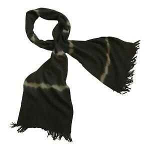 Paul Smith Scarf - Multi coloured scarf - 70% Cashmere / 30% Silk - 200 x 32 cm