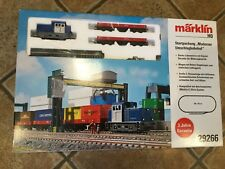 Rare Vintage Marklin 29266 HO Scale Train Set Toy Electric GERMANY - New in Box