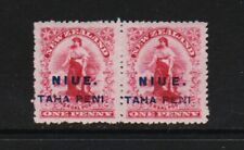 Niue - #7, #7c mint - consistent variety - see scan