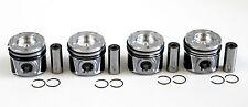 Fiat 1.3 JTD & Multijet D 16v Set of 4 Pistons with Rings | 71729500