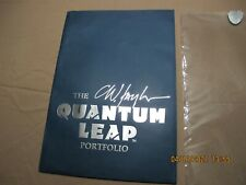 Vtg Quantum Leap Portfolio 7 pc 11 x 16 Prints