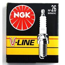 NGK Zündkerze BKR 6 EKC V-Line Nr. 26 - BKR6EKC VLINE 26 - 6895 - 4 Stück