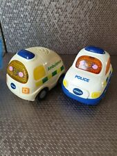 Vtech Toot Toot Police Car And Ambulance Vehicles Cars