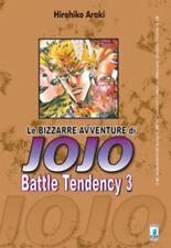 Manga - Star Comics - JoJo - Battle Tendency 3 - Nuovo !!!