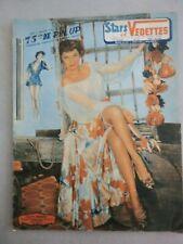 PIN UP GLAMOUR MAGAZINE - STARS ET VEDETTES No. 27 JEAN KENT ca. 1960 er Jahre