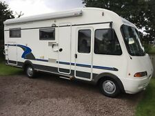 Eura Mobil A Class I700EB, 4 berth/4 belts, Rear Singles Over Large Garage