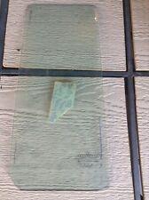"""1991 - 94 JEEP CHEROKEE COMANCHE LH/DRIVER REAR DOOR VENT WINDOW  17-1/8""""X 8"""""""