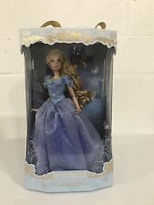 Disney Store Cinderella Limited Edition Doll, New