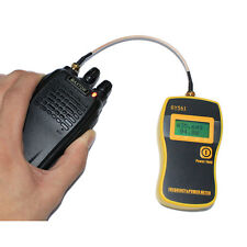 GY-561 Walkie Talkie Mini Handheld Frequency Counter Meter Power Measuring Tool