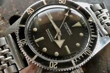 Rare vintage divers watch INGERSOLL Swiss 17 jewels fwo serviced FHF 96 CA1965