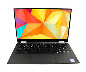 2-in-1 Dell XPS 13 9365 Core i7-7Y75 8Gb 256GB Nvme 1920x1080 Touchscreen