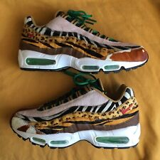 online store 2413e 48193 Nike Air Max 95 Supreme Animal Pack 2006 Size 10 Style 314993-261 Safari  Print