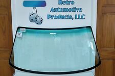 BRAND NEW AFTERMARKET PORSCHE 928 TINTED WINDSHIELD WITH GREEN BAND
