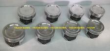 Speed Pro/TRW Oldsmobile/Olds 455 Forged Coated Skirt 4-Barrel Pistons Set/8 +40