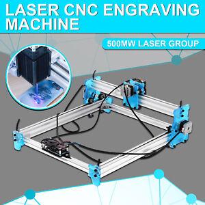 Laser Graviermaschine CNC3040 Maschine 500mW CNC Fräsmaschine Lasergravierer