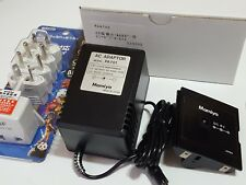 【Unused in Box】Mamiya RB67 Motorized Film Back AC Adapter Set from Japan e839