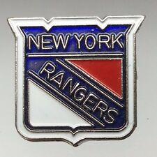 New York Rangers NHL Vintage Collectible Metal Enamel Lapel Pin B453