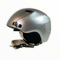 Giro Slingshot Youth Helmet Winter Sports Ski Snowboard Size XS/S Silver Unisex