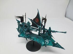 Warhammer 40K Dark Eldar Ravager Raider Transporter Drukhari Well painted G296