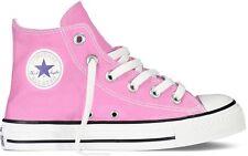 Freizeit Turnschuhe Sneaker für Mädchen aus Segeltuch