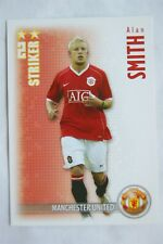 2006-2007 Shoot Out card - Alan Smith, Manchester United