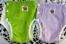 2 x KOMFY KOALAS BAMBOO NIGHT TOILET TRAINING PANTS