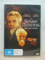 The Rosary Murders Donald Sutherland Charles Durning DVD Rare OOP - REGION 4